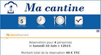 Restaurant MA CANTINE