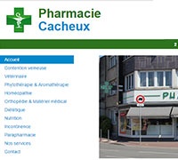 Pharmacie CACHEUX - Lomme